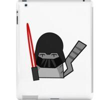 Vader Cat iPad Case/Skin
