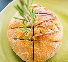 Freshly baked roll by PhotoStock-Isra