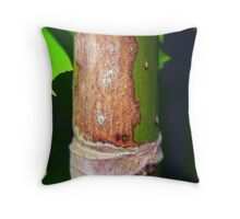 Plant Joint Throw Pillow