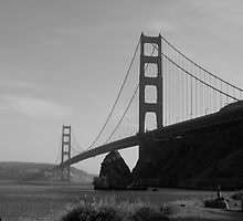 Golden Gate Fog by CJBNase