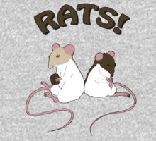 RATS! by Ashley Hunt