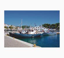 Skiathos Town, Greece One Piece - Long Sleeve