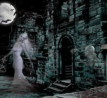Past Midnight .. The lonely ghost by LoneAngel