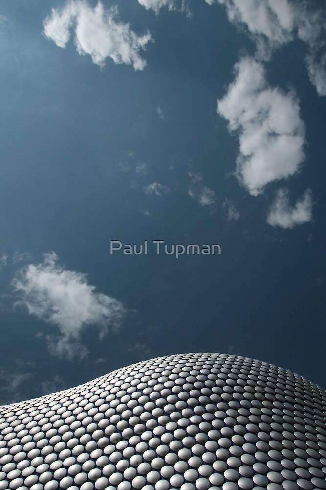Futurescape by Paul Tupman