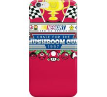 Chase for the Mushroom Cup iPhone Case/Skin