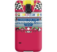 Chase for the Mushroom Cup Samsung Galaxy Case/Skin