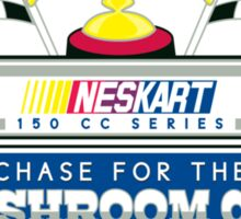 Chase for the Mushroom Cup Sticker