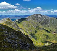 Ben Vorlich and Stuc a' Chroin by Andrew Ness - www.nessphotography.com
