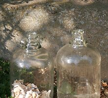 Jars of Memories by AmyMimSlack