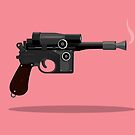 Blaster - Ray Gun Collection by David Wildish