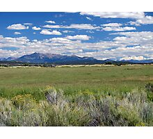 God's Country Photographic Print