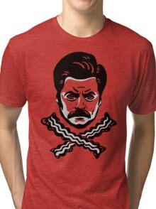 Jolly Swanson Tri-blend T-Shirt