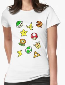 Cup Collection Womens Fitted T-Shirt