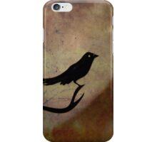 Singing bird ... iPhone Case/Skin