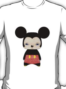 A Boy - Mickey Mouse T-Shirt