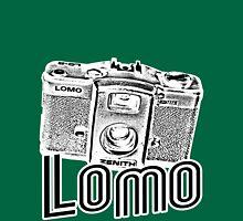 LOMO LC-A   Unisex T-Shirt