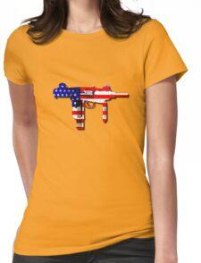 Uzimerica 1 Womens Fitted T-Shirt