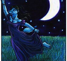 Moon Dance by Kayleen Connell