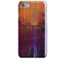 But jealous night and all her secret chords iPhone Case/Skin