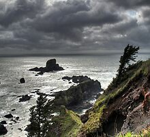 Storm on the Horizon by Philip Allgeier
