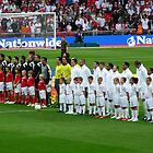 England v Andorra - 2010 World Cup Qualifier by Tom Clancy