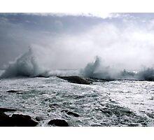 Atlantic Fury Photographic Print