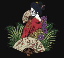 Tropical Horror Print 3 T-Shirt