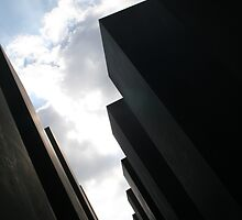 Holocaust Memorial, Berlin by Christopher Bobyn