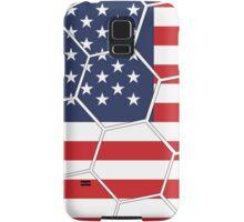 USA Football (Soccer) Design Samsung Galaxy Case/Skin