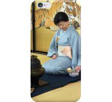Tea Time Tigers iPhone Case/Skin