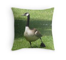 You Put Your Left Foot Out Throw Pillow