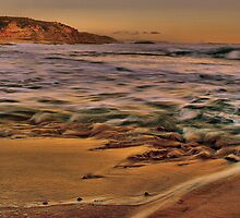 Beach Panorama by KeepsakesPhotography Michael Rowley