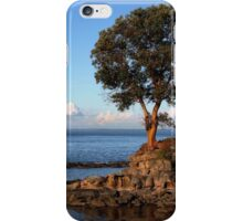 Arbutus Strait of Georgia iPhone Case/Skin