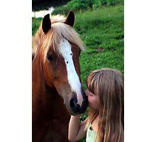 Pony Love Photographic Print