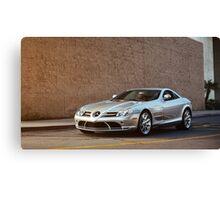 Mercedes-Benz SLR Canvas Print