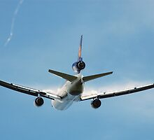 McDonald Douglas MD-11 by HoltPhotography