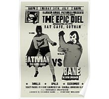 The Epic Duel Poster