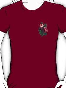 Watercolor red roses T-Shirt
