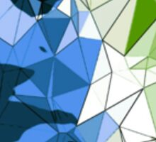 Crystal Liquorice (Immortal Emerald)  Sticker
