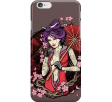 Fists of Death iPhone Case/Skin
