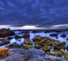 Rockbound by derekenz