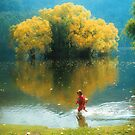 Walking in a Dream by Ern Mainka