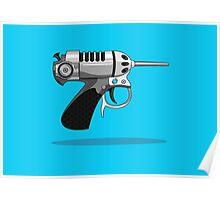 Noisy Cricket - Ray Gun Collection Poster