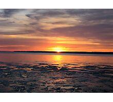 2 AM Alaskan Solstice Photographic Print