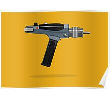 Phaser - Ray Gun Collection Poster