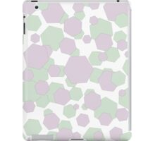 pretty geometric - tablet cases & skins iPad Case/Skin