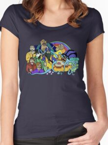 League of the Yellow Submarine Women's Fitted Scoop T-Shirt