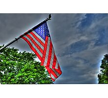I pledge allegiance... Photographic Print