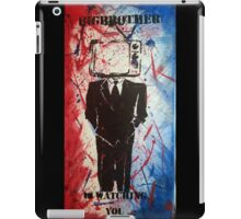 Big Brother Is Watching 02 iPad Case/Skin