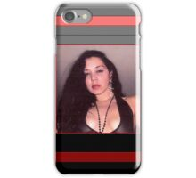 Le Grand Black Widow II iPhone Case/Skin